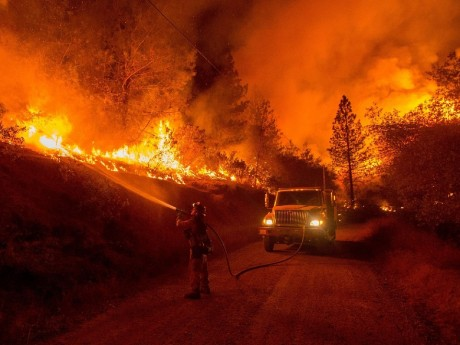 Wildfires 2016 - Public Domain