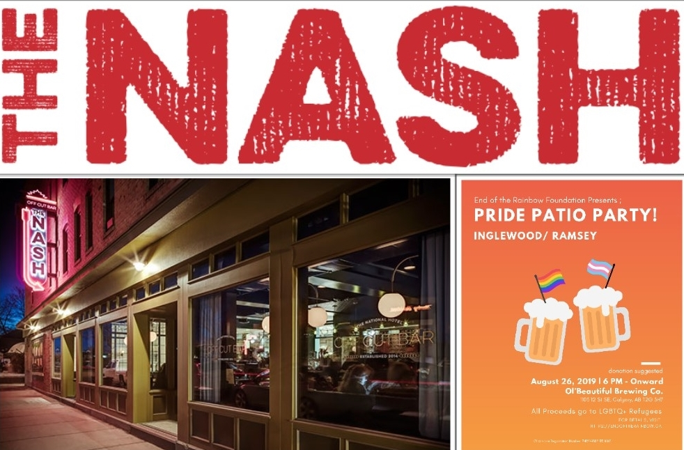 Bid to win a $200 gift certificate at The Nash Restaurant, Value $200 PRE-BID HERE UNTIL AUGUST 25