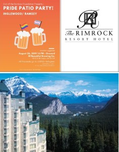 Win a night at the Rimrock Inn in Banff at a luxury suite; Value $1100