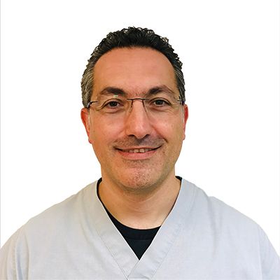 Mahmoud Ektefaie, Endodontist