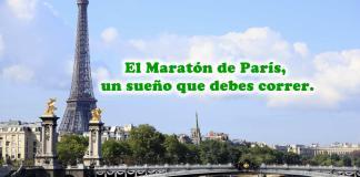 el maraton de paris