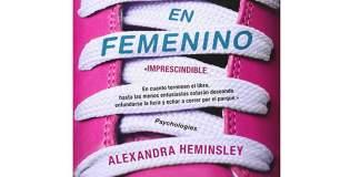 Libro correr en femenino