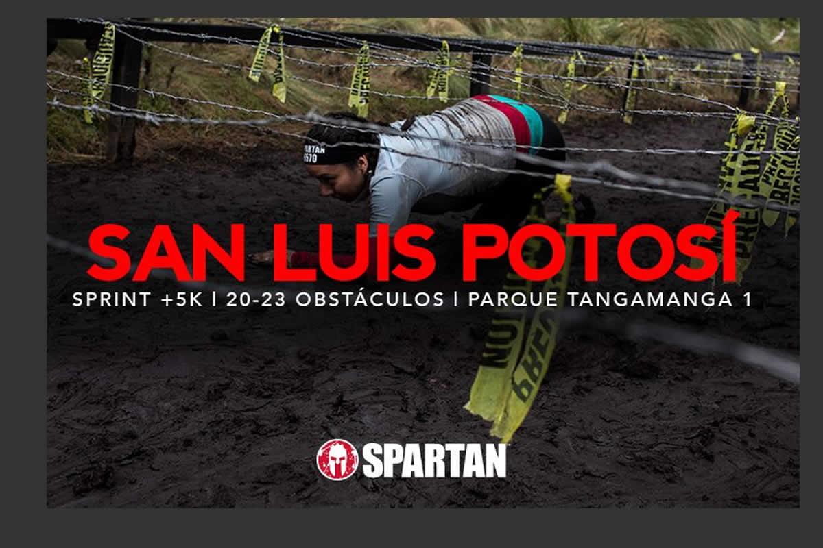 Spartan Sprint Trifecta Weekend San Luis Potosí 2019