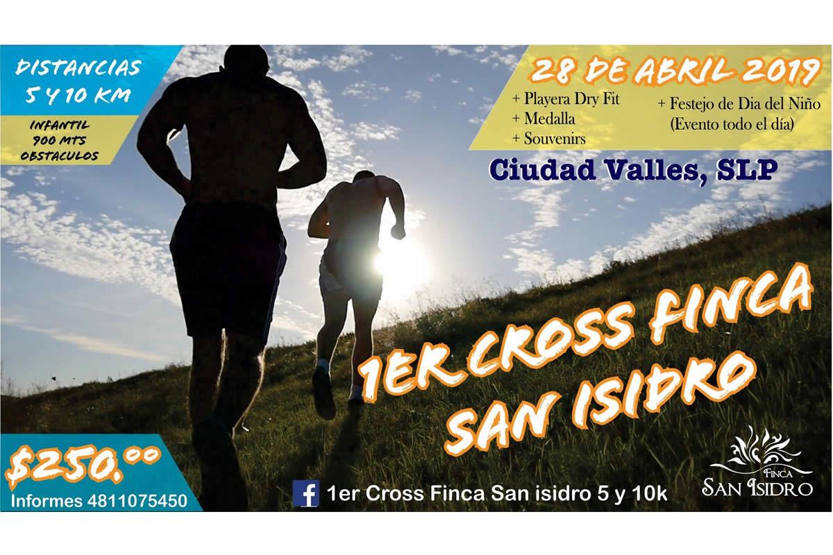 Cross Finca San Isidro 2019