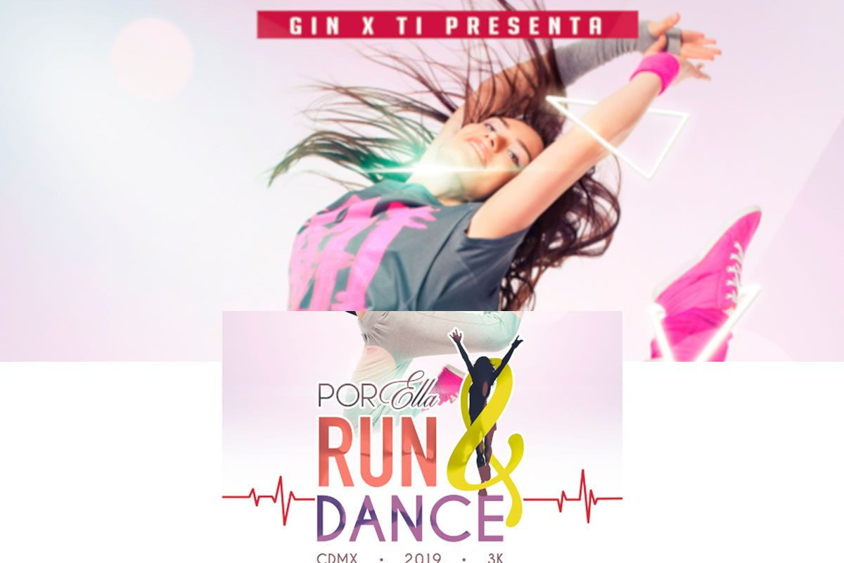 carrera Por Ella Run Dance 3k 2019