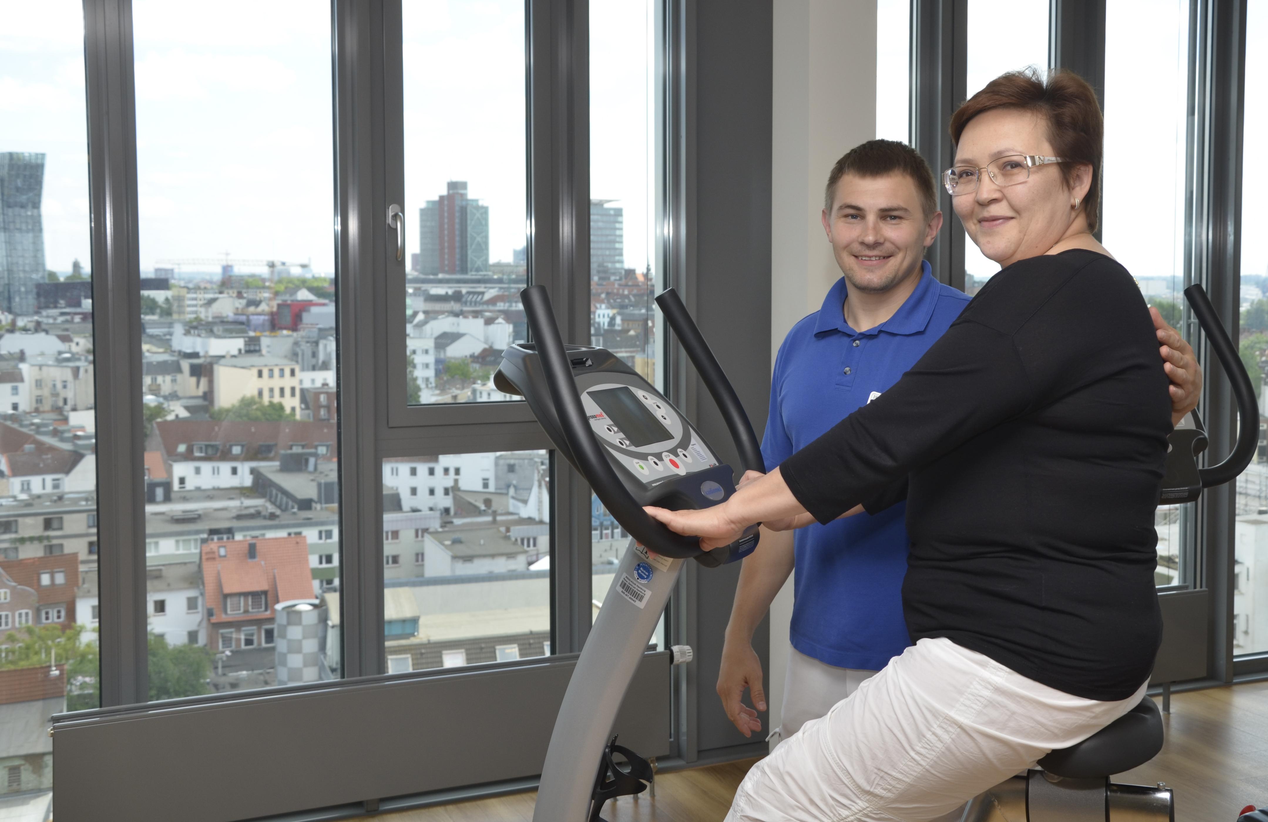 лечение суставов в германии клиники