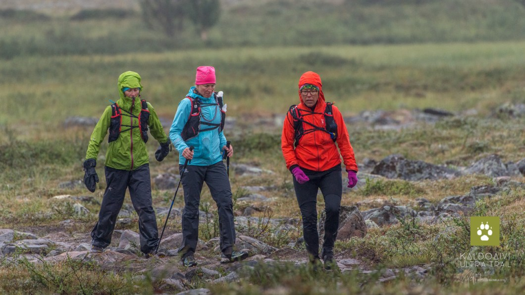 Kaldoaivi Ultra Trail 2018 Photo: Poppis Suomela