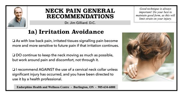 1A Neck Pain
