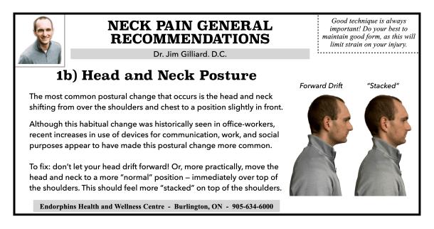 1B Neck Pain