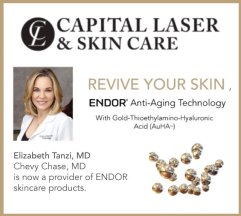 anti-aging skincare by endor from capital laser