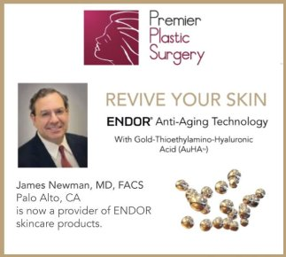 endor anti-aging skincare from premier plastic surgery