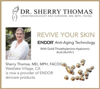 endor anti-aging skincare from dr. sherry thomas