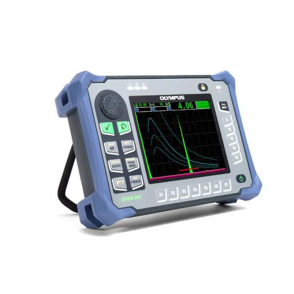 EPOCH 650 ultralydapparat fra OLYMPUS til fejlfinding