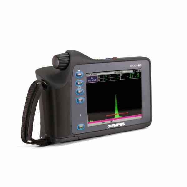 EPOCH 6LT ultralyd instrument til fejlfinding fra OLYMPUS