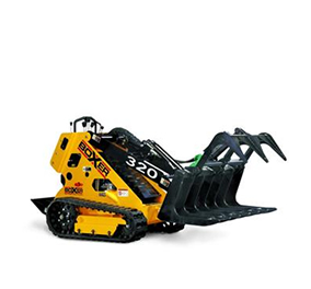 Boxer 320 Compact Loader – EX-DEMO