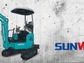 Sunward excavators
