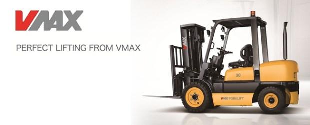 V-Max Diesel Forklifts