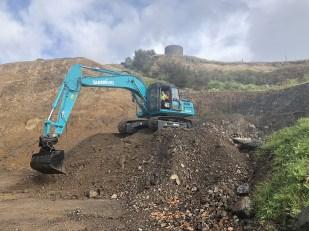 Sunward Excavator - Endraulic