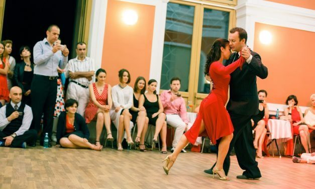Totally beginner Argentine Tango course – Budapest, 20th of March
