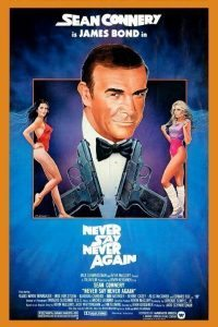 James Bond-Never say never