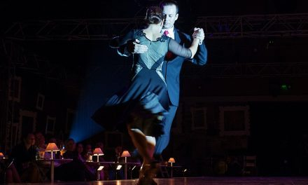 Intensive tango course for those, who want to restart or review the basics