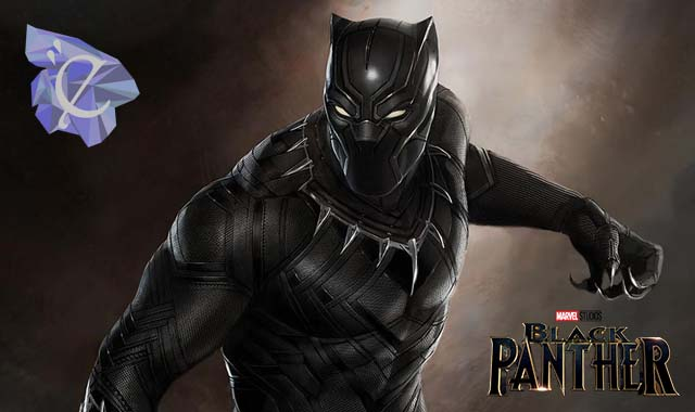 T'Challa (Chadwick Boseman) as Black Panther