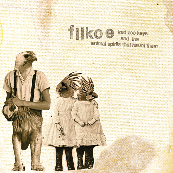 Filkoe - Lost Zoo Keys and the Animal Spirits That Haunt Them - Cover