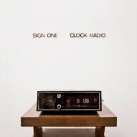 Sign One - Clock Radio - Front