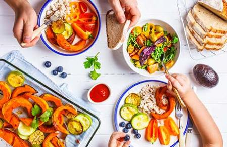Healthy Eating Tips To Try This Month