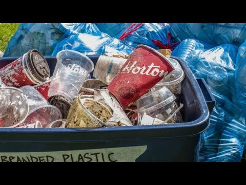 Nestlé, Tim Hortons named Canada's top plastic polluters of plastic trash