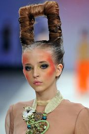 crazy runway fashions