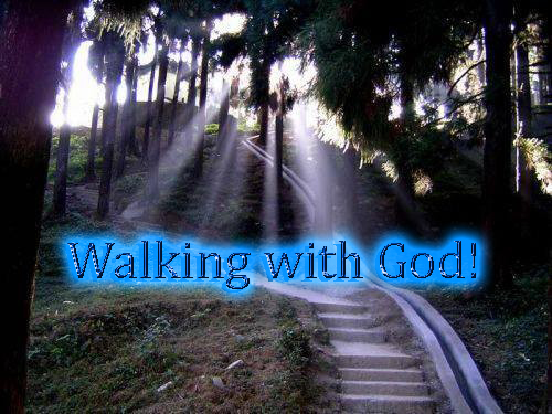End Time Tension…walk With God!  End Time Bible Prophecy