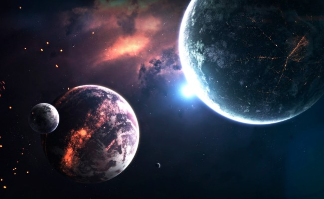 Nasa Discovers Three Alien Planets Including The Missing