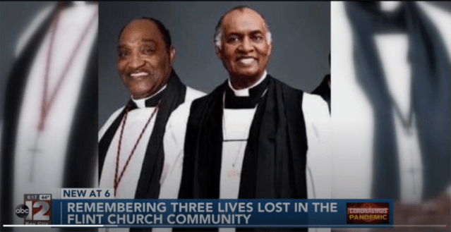 Churches mourn as bishop, pastor and elder all die of coronavirus