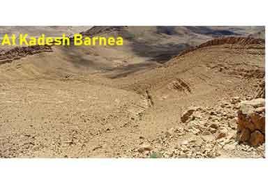 At Kadesh Barnea