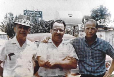 William Marrion Branham and his Friends