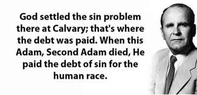 William Branham Quote of the Day