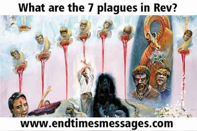 What are the 7 plagues?