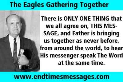 The Eagles Gathering Together