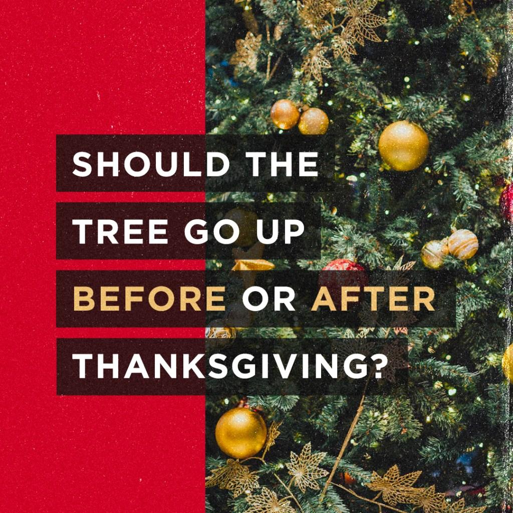 Christmas Tree Social Media