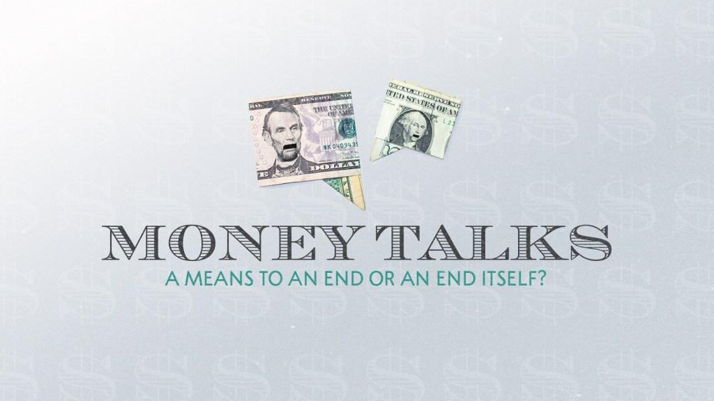 Money Talks Sermon Series