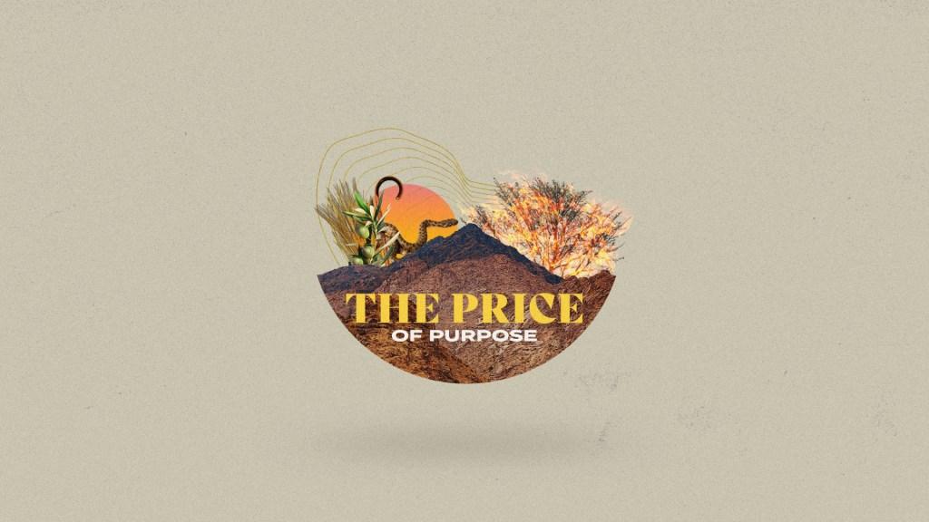 The Price Of Purpose Sermon Series