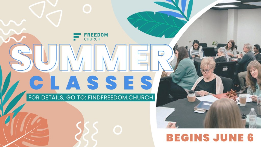 Summer Classes Announcement Date