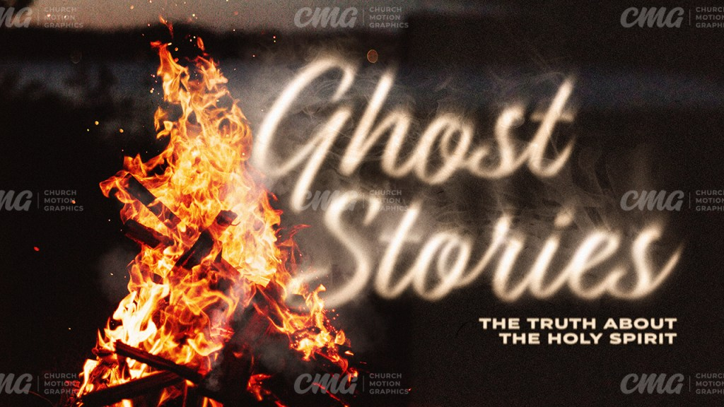 Ghost Stories Camp Fire Holy Spirit Smoke-Subtitle