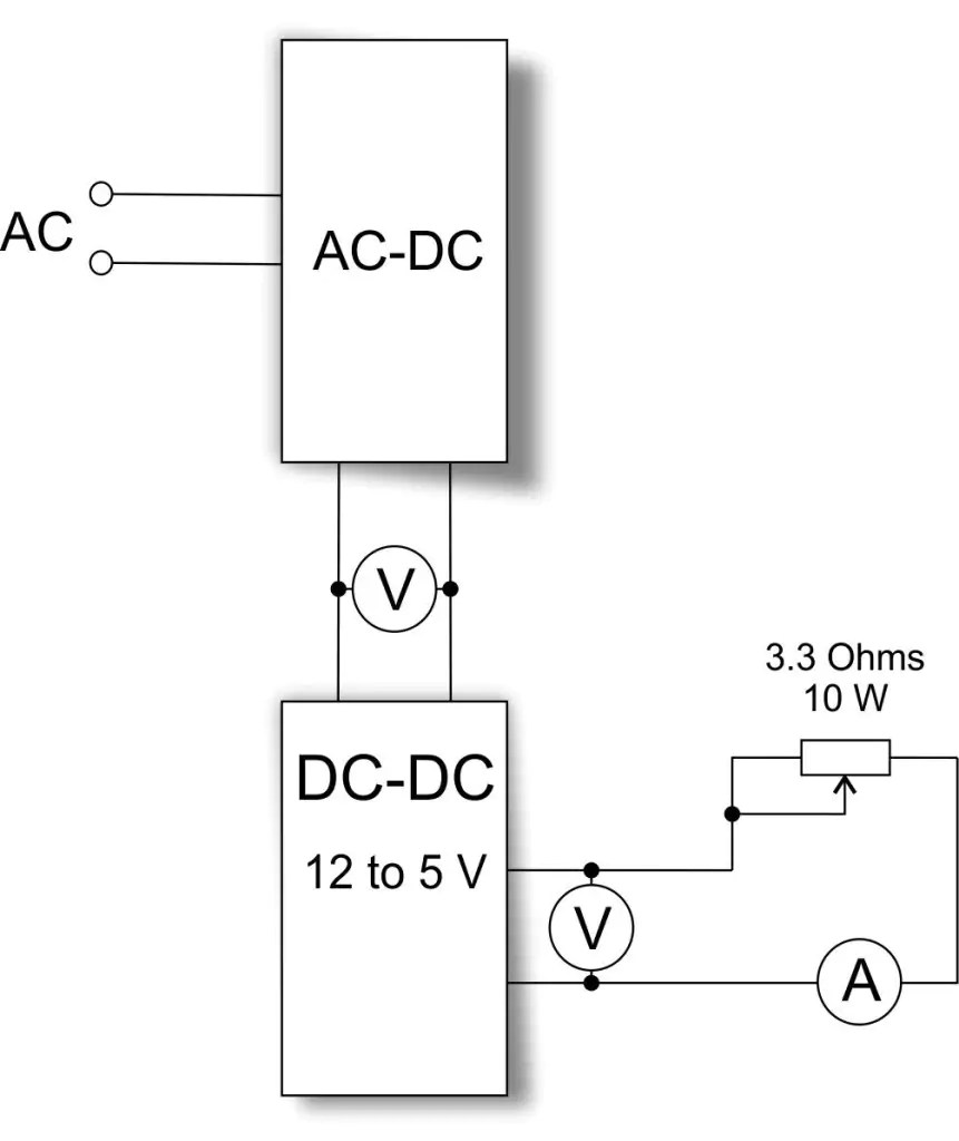 medium resolution of wiring diagram ac dc power supply psu test