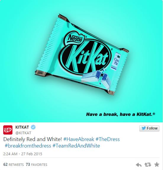 KitKat_#TheDress