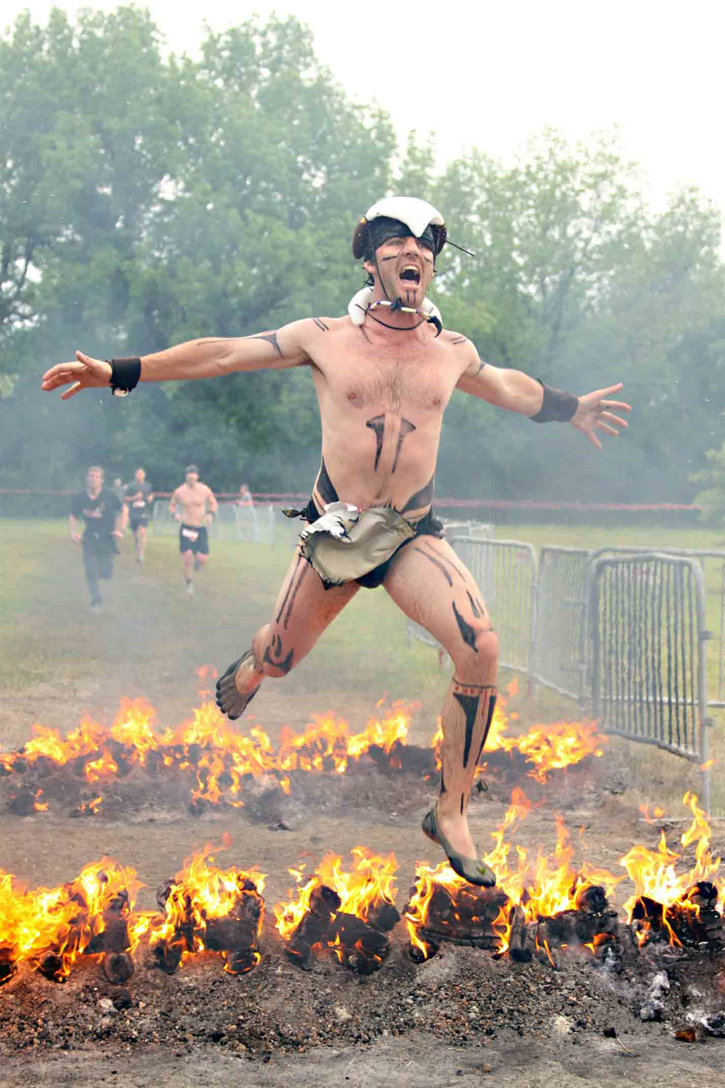 Warrior Dash Endurance Sports Florida