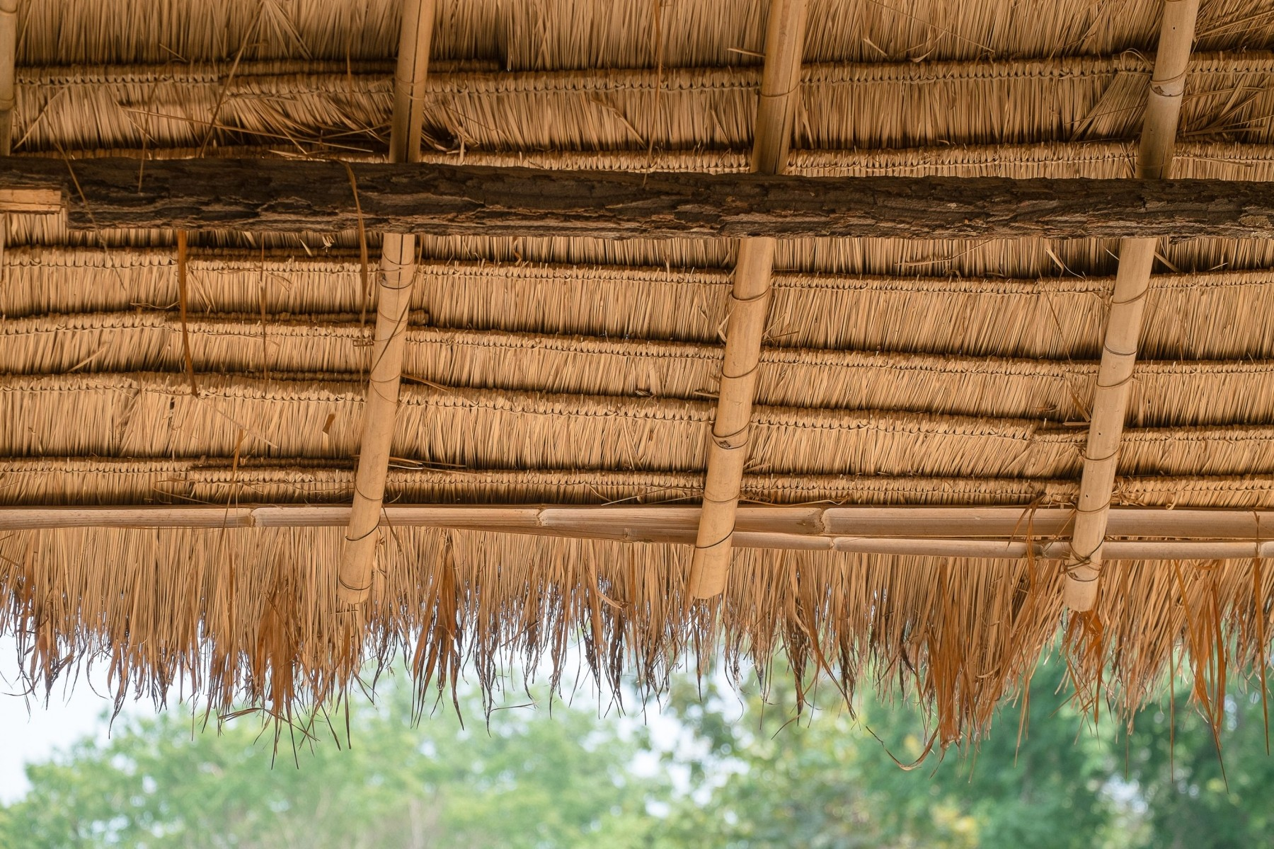 Fire Ratings On Thatch Roofs   Endureed Synthetic Thatch
