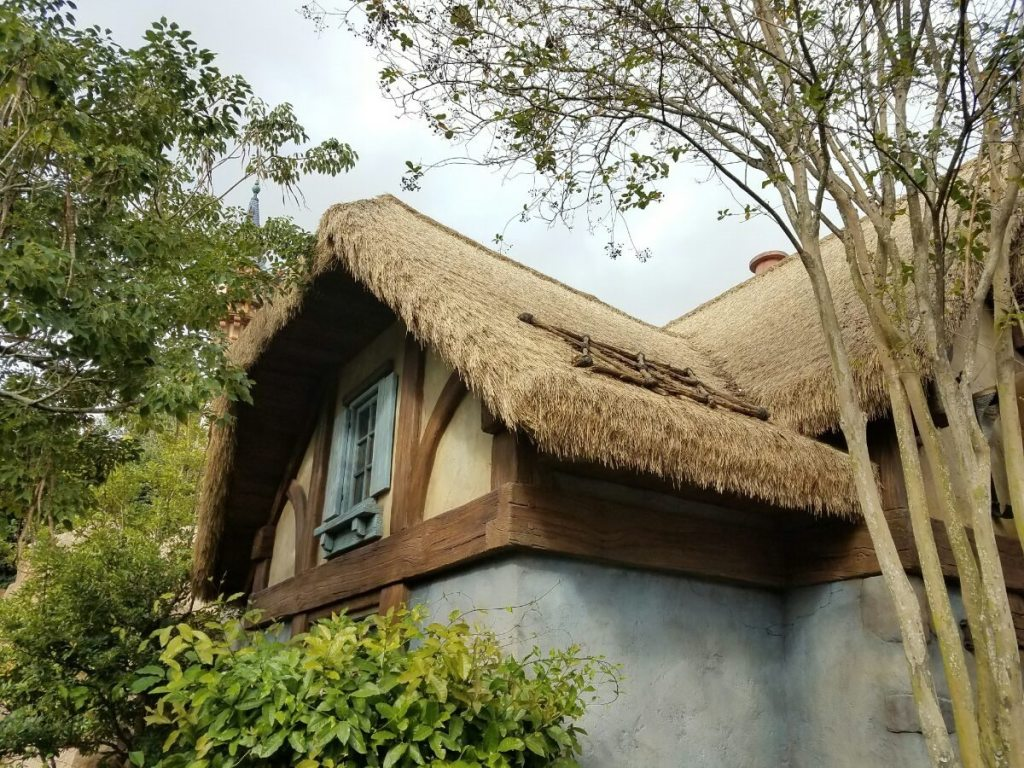 thatched roof history in the United Kingdom