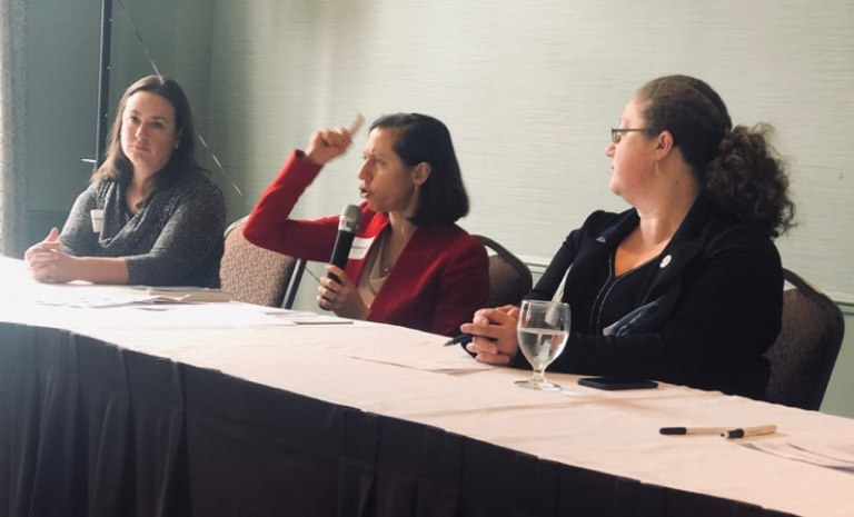 Rep. Lindsay Sabadosa, attorney Rebecca Pontikes, and State Senator Becca Rausch give their insights into how #EndWorkplaceAbuse is the next step for #MeToo.